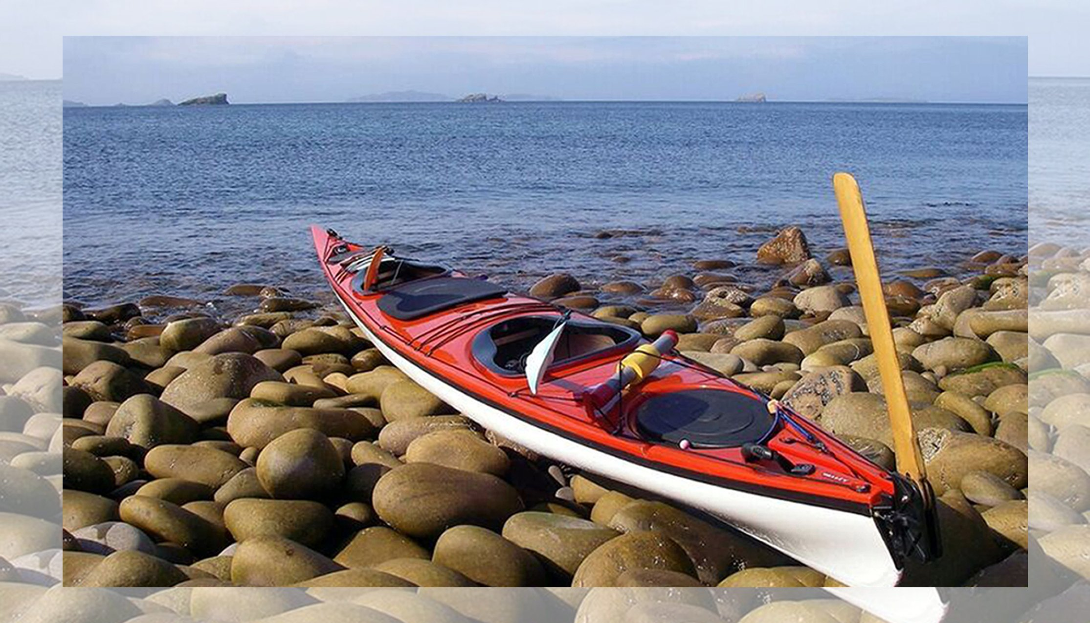 Our Truly Versatile Double Sea Kayak